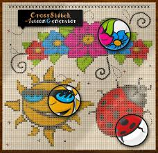 Cross Stitch Pattern Generator Stunning Cross Stitch And Needlepoint Action By Psddude GraphicRiver
