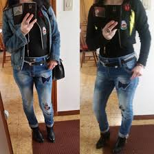 jacket denim jeans jeans ripped jeans ripped jacket denim jacket denim ripped women short jacket leather
