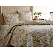 Tommy Bahama Map 3-piece Quilt Set - On Sale - Free Shipping Today ... & Tommy Bahama Map 3-piece Quilt Set Adamdwight.com