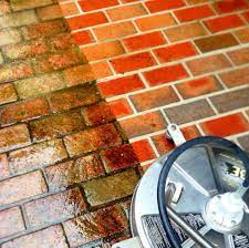 how to pressure wash your concrete or
