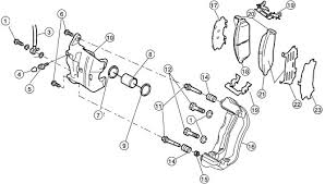 2001 nissan altima fuse box diagram image details 2001 nissan altima rear brake diagram