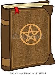 magic book with penram csp13293087