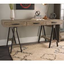 wooden office desk. Modren Wooden Rustic Distressed Wood Office Desk Intended Wooden