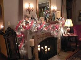 mantel lighting. christmas mantel lighting f