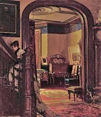 Pin By Hester Rybka On Interiors Pinterest Victorian - Victorian house interior