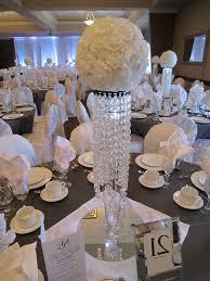 ... Elegant Flower Arrangements Centerpieces Bling Centerpieces With White  Rose Flower ...
