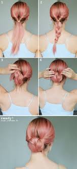 Chingon Hair Style best 25 easy chignon tutorial ideas chignons 7534 by wearticles.com