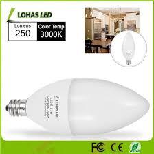 e12 led bulb 25w equivalent light bulb 3w soft white 3000k small candelabra base bulb for chandelier lighting