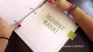Home Finance Bill Organizer 2015 How To Make A Home Management Bill Budget Binder
