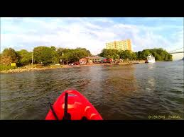 sd parison of paddling and poorly trimmed motor with the tidewater 80ss