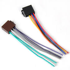 online buy whole auto wire harness connector iso from new universal iso wire harness female adapter connector cable radio wiring connector adapter plug kit for