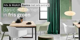 Shop Bij Karwei De Producten Uit Basic Eetkamer In Fris Groen
