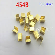 popular terminal connectors types buy cheap terminal connectors Wiring Harness Connectors And Terminals dj454b 200pcs lot u type car wiring harness terminal connectors copper joint terminals for 1 5 Broken Pin Wiring Harness Terminals