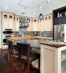 kitchen pendant lighting picture gallery. Kitchen Pendant Lights Over Island And Above The View In Gallery Inner Fire . Lighting Picture A