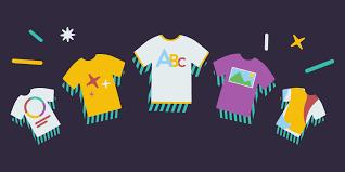 T Shirt Design Inspiration 5 Types Of T Shirt Designs Resources For T Shirt Design