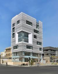 modern office building design. gallery of white office building bns studio 2 modern design n