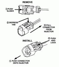 Subaru Fuel Injector Identification Chart Fuel Injector