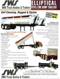 gravel trailers sws truck bodies trailers gravel trailers
