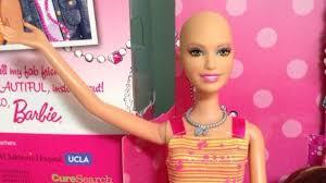 ella the first chemo barbie
