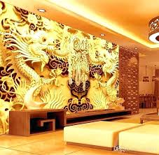 chinese wall decoration wall art for golden dragons photo wallpaper woodcut wall mural style wallpaper chinese wall decoration