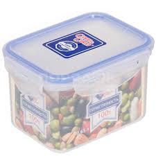 <b>Контейнер пищевой пластмассовый Good&Good</b> 02-2 , 0.63 л в ...