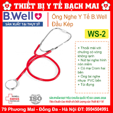 Tai Nghe Y Tế B Well WS-2 | Hàng Chính Hãng SX Tại Thuỵ Sĩ