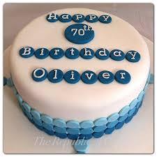 Simple Cake Decorating Idea Cake Decorating Birthday Cake