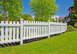 white fence post. White Fence Post