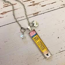 Kole Jax Designs Customer Service Pencil Personalized Teacher Necklace