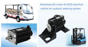 brushless dc motor for electrical vehicle