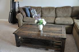 Coffee Tables Out Of Pallets Ana White Build A Tryde Coffee Table Free And Easy Diy Project And
