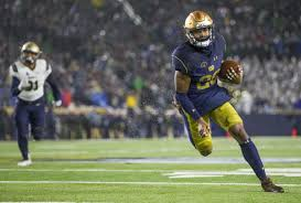 Tracking Kevin Stepherson And Notre Dames Other Football
