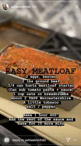 Whisk the tomato paste into the soaking liquid and set aside. Pin By Laura Carnevale May On Food And Drinks In 2020 Easy Meatloaf Stuffed Peppers Tomato Paste Sauce