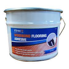 vitrex woodbond flooring adhesive 5l sku 215320