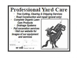 lawncare ad newspaper classified ad ideas for a lawn care business lawn