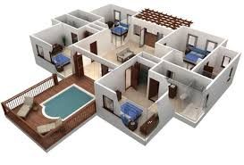 ... Inspiring Ideas House Layout 25 Three Bedroom HouseApartment Floor  Plans ...