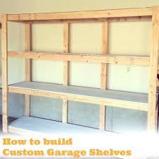 garage storage shelves plans garage storage garage space organizers simple