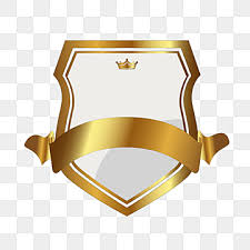 golden shields png images vector and