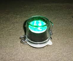 Build Your Own Green Fishing Light City Of Allen Fishing Homemade Green Led Fishing Light