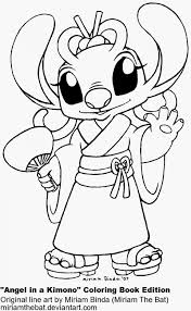Lilo And Stitch Coloring Book Lilo Coloring Pages Lovely Stitch And