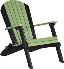 poly furniture wood folding adirondack chair lime green folding wood adirondack chair plans
