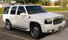 2000 Cadillac Escalade | CarsTrucks | Pinterest | Cadillac ...