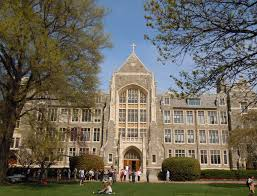 admissions intel georgetown dean suggests admissions advantage students submitting act scores to georgetown university this year could have been at an admissions disadvantage relative to those submitting results from