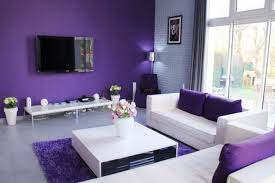 Purple And Grey Living Room Decorating Purple And Grey Living Room Home Design Ideas
