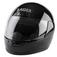 Raider Youth Helmet Sizing Chart Raider Large Youth Black Full Face Street Helmet