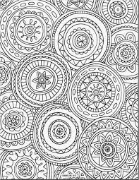 Easy Elephant Coloring Pages For Adults