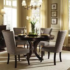 arlington round sienna pedestal dining room table w chestnut finish. alston round pedestal dining table \u0026 chairs by kincaid arlington sienna room w chestnut finish
