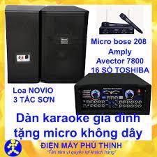 Lắp đặt dàn karaoke gia đình long xuyên – an giang – dàn karaoke  gia đình giá rẻ hát hay