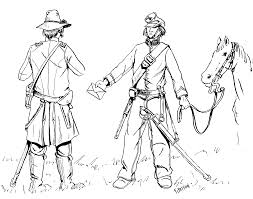 Small Picture fabulous civil war uniform coloring pages with civil war coloring