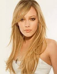 Haircut With Long Layers And Side Bangs Hairstyles And Haircuts